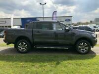 2019 Ford Ranger Double Cab Wildtrak 2.0 213ps Auto PICK UP Diesel Automatic