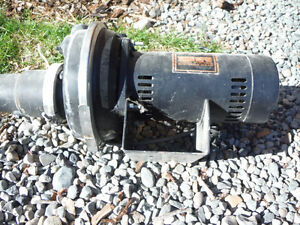 SR Sta-rite 1/2 HP well jet pump 110 VOLT