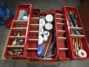 Assorted Job Kits - Toolbox & Contents Included London Ontario image 6