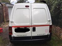 Peugeot expert 1.9d 2004