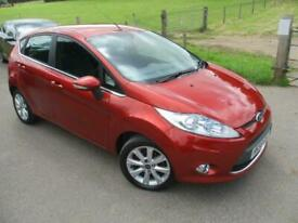 2009 Ford Fiesta ZETEC 16V ONLY 48750 MILES FROM NEW ! CAN DELIVER 07787150684 H