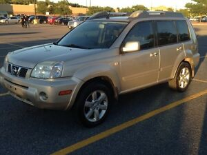 Nissan X-Trail SUV AWD (Rogue) W/Winter Tires