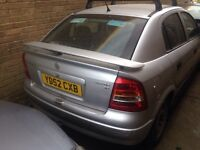 Vauxhall Astra breaking all parts for sale