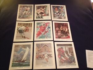 THE PRUDENTIAL COLLECTION - GREAT MOMENTS IN CANADIAN SPORT