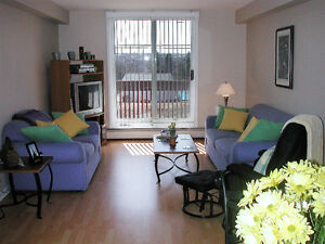 Quiet, well managed, non-smoking 2 bedroom with balcony