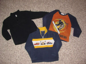 3  Pullovers - Boys SIZE 5