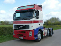 Volvo FH 12 460 6 X 2 Globetrotter Tractor Unit