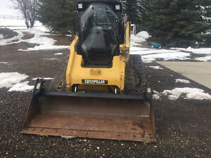 2009 CAT 279 C Skid Steer High Flow (XPS) K038 **REDUCED**