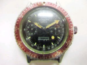 In search of old watches.