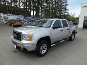 2011 GMC Sierra 1500 GMC Crew Cab 4x4 with 5300 Vortec V8, HD to