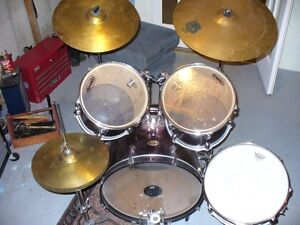 DRUM KIT ACCESSORIES for Pearl Target Series