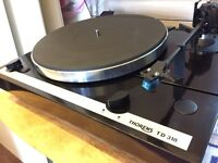 Thorens TD318 with TP21 tonearm Turntable/ record player