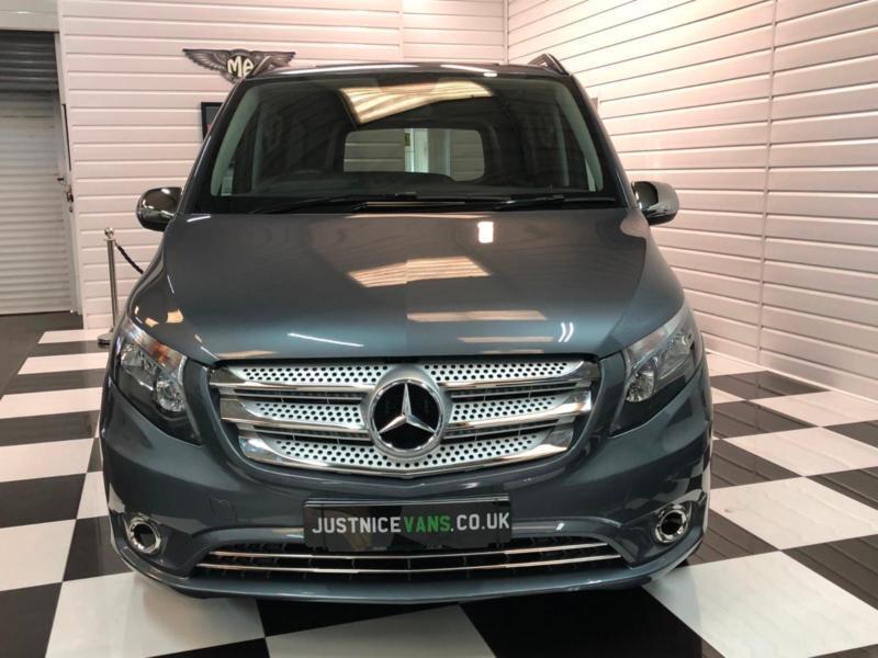 2017 Mercedes Benz Vito Tourer Select Extra Long Auto 114 9 Seat