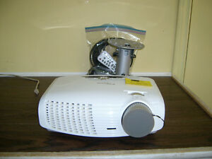 """Optoma HD200X Projector with 100"""" Antra Screen"""