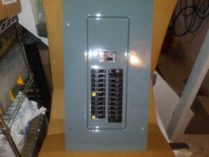 Used electrical panels