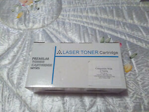 PREMIUM HP TONER FOR LASER PRINTERS IN THE BOX (WAS NEVER USED)
