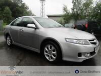 HONDA ACCORD I-CTDI EXECUTIVE, Silver, Manual, Diesel, 2007 2 KEYS HISTORY