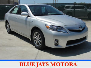 CAMERY 2011 HYBRID  ACCIDENT FREE ONE OWNER SUN ROOF POWER SEATS