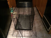 Puppy Crate - Like New!