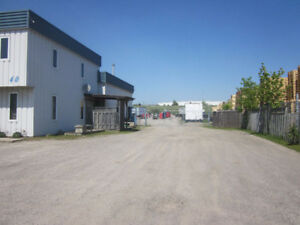 Large Secure Compounded Yard For Rent