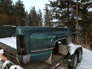 96 Dodge Dually box for sale