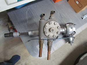 Vintage Hilborn fuel injection system London Ontario image 4