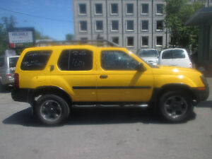 Nissan Xterra Supercharge 176.000 KM SAFETY+ETEST+1YEARWARRANTY
