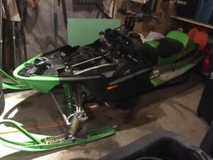 ARCTIC CAT F6 2004