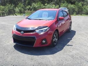 Toyota Corolla 4dr Sdn S 2014