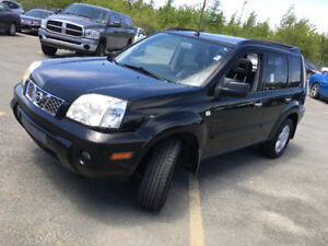 2005 NISSAN X-TRAIL LIMITED 3450$@902-293-6969