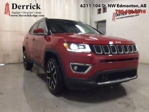 2018 Jeep Compass Limited 4x4  - $234.70 B/W