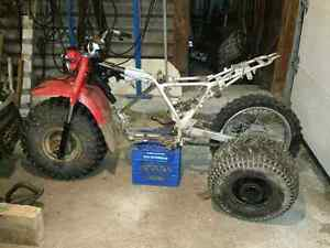 Wanted project bike