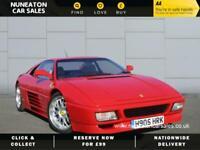 1990 Ferrari 348 - Coupe Petrol Manual