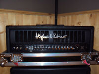 Hughes & Kettner Coreblade Amp Head Footswitch included