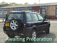 2003 (53) Land Rover Freelander 2.0Td4 Kalahari 5 Door