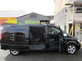 RARE EXTRA LONG Mercedes-Benz Vito Traveliner 2.1CDi 8 seater (51)