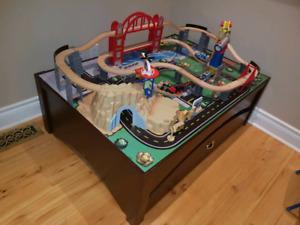 Kidcraft train set for sale