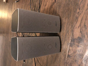 Bose speakers perfect condition!