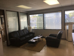 Office/ 2nd Floor retail space near Olympic Village with Parking