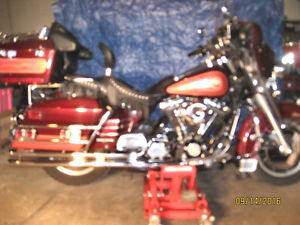 HARLEY DAVIDSON FLHTC ELECTRA GLIDE CLASSIC NOT STOCK MOTOR
