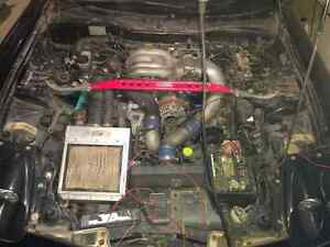 93+ mazda rx-7 twin turbo setup misc part out