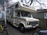 Ford 24 ft RV