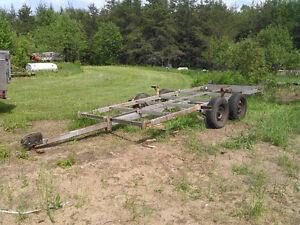 trailer remorque 6.5 X 15 pieds