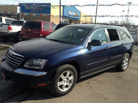 2007 Chrysler Pacifica SUV, 7 Passanger Crossover