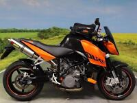 KTm 990 Superduke 2009 **Genuine 4000 miles and LOTS of extras!**