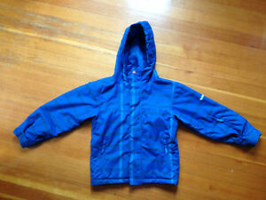 Boys Quiksilver winter coat