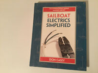 Sailboat Electrics Simplified by Don Casey Electrical Wiring