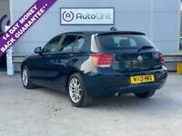 2013 BMW 1 Series 1.6 116I SE 5d 135 BHP AUTOMATIC Hatchback Petrol Automatic
