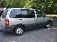 2004 Pontiac Montana Drives Great Certified and Etested!