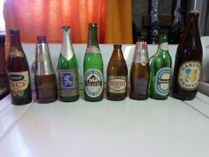Old Beer Bottles Belleville Belleville Area image 2